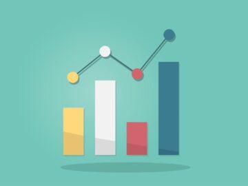 Disegno grafico a barre - Analisi di mercato: tre previsioni per il 2021 - Web Agency Perugia - The Brick House